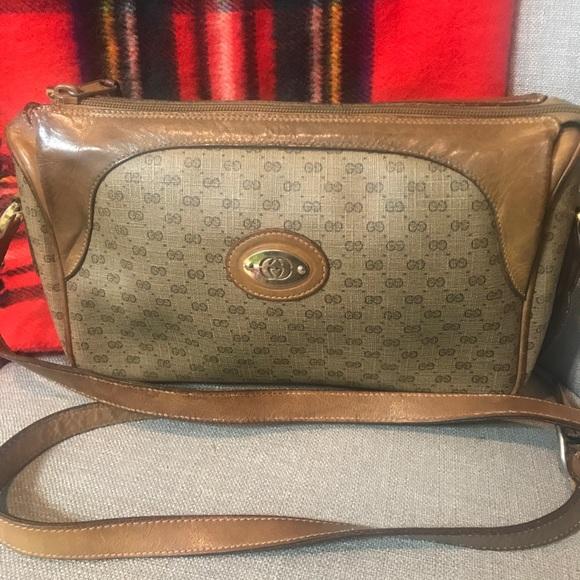 Gucci Handbags - Authentic micro Gucci vintage purse